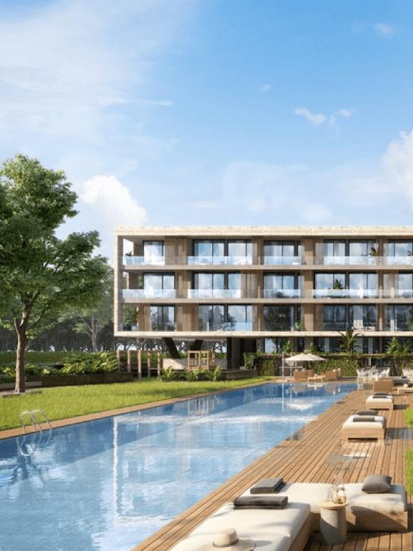 Nuevos edificios y amenities: cómo vivir en un country, pero en la ciudad